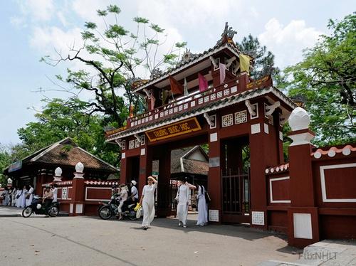 6 địa điểm chụp ảnh đẹp ở Huế không thử không về - 6