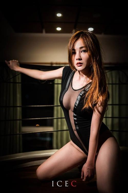 Hot girl sửa xe ngực khủng được báo Đài ca ngợi hết lời - 9
