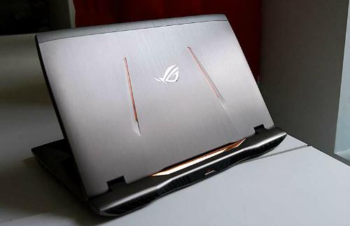 """Asus ROG G701VI: laptop chơi game hỗ trợ VR """"đỉnh""""…"""