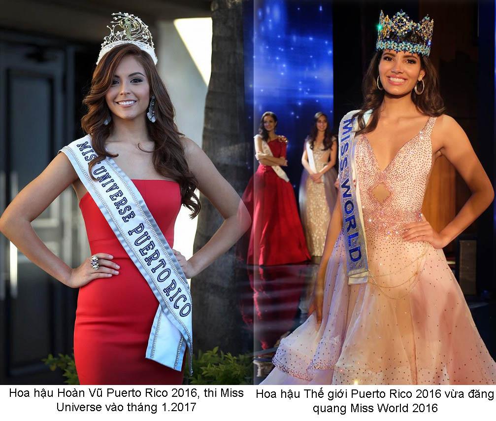 Puerto Rico cử mỹ nữ 9X nóng bỏng đi thi Miss Universe - 1