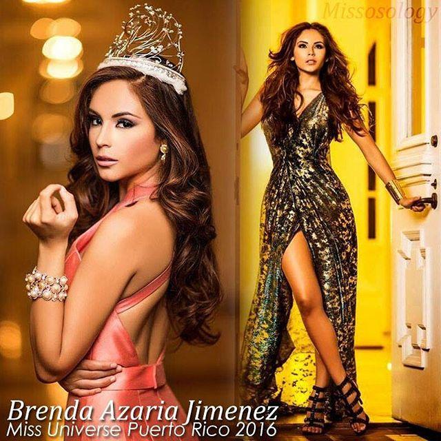 Puerto Rico cử mỹ nữ 9X nóng bỏng đi thi Miss Universe - 9