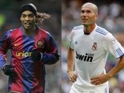 Góc khuất chuyển nhượng: Vì sao Rô vẩu, Zidane không bao giờ tới Anh?