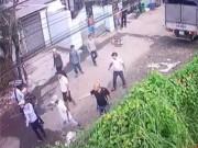 An ninh Xã hội - 20 giang hồ truy sát nhóm công nhân