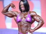 """Thể thao - 10 dị nữ có cơ bắp khủng nhất hành tinh: Nam giới cũng """"hãi"""""""