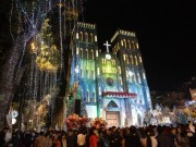 Tin tức trong ngày - Ảnh: Nhà thờ Lớn lung linh, huyền ảo đón Giáng sinh