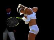 """Thể thao - Mỹ nhân tennis Bouchard: Quyến rũ và """"khó đỡ"""""""