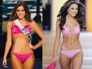 Thời trang - Màn diễn bikini nóng hừng hực của các hoa hậu Hoàn vũ