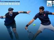Thể thao - Nadal hết Vua đất nện, Murray-Djokovic đánh đâu dẹp đó