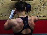 """Thể thao - """"Nữ hoàng UFC"""" Rousey tái xuất cuồn cuộn cơ bắp"""