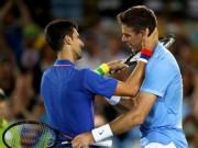 """Thể thao - Kỳ phùng địch thủ tennis 2017: Djokovic & """"Tòa tháp Tandil"""""""