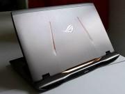 """Thời trang Hi-tech - Asus ROG G701VI: laptop chơi game hỗ trợ VR """"đỉnh"""" nhất thị trường"""