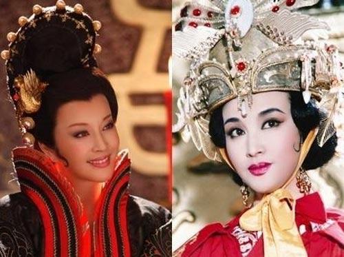 """Vẻ đẹp không tuổi của 2 """"Võ Tắc Thiên"""" đã ngoài 60 - 9"""