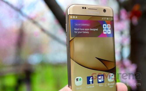 Samsung Galaxy S8 Plus màn hình 6 inch lộ diện - 1