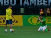 """Bóng đá - Neymar đi bóng ảo diệu, đối thủ quỳ gối """"xin tha"""""""