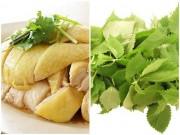 Ẩm thực - Những thực phẩm tuyệt đối không ăn chung với thịt gà