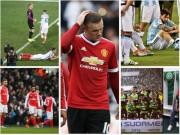 Bi kịch  bóng đá 2016: Gọi tên MU và ĐT Argentina