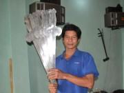 Tin tức trong ngày - Dị nhân nuốt nhiều thanh kiếm nhất Việt Nam giờ ra sao?