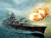 """Thế giới - Trận hải chiến đánh chìm chiến hạm """"khủng"""" nhất của Đức"""