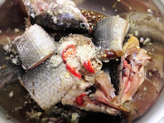 Cá lóc kho cà đậm đà ngon cơm