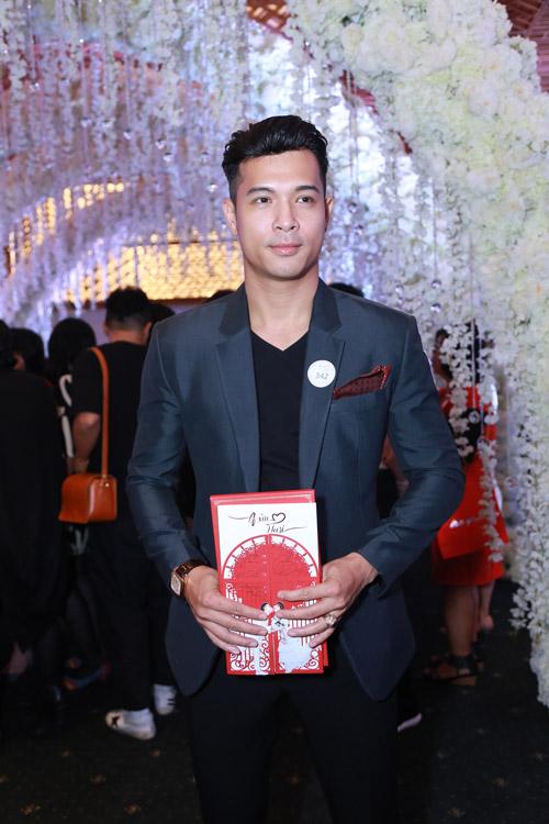 """Dự đám cưới Trấn Thành toàn sao """"khủng"""" của showbiz Việt - 17"""