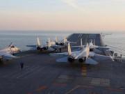 Thế giới - Tàu sân bay Trung Quốc lần đầu tập trận tại biển quốc tế