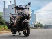 Thế giới xe - Yamaha NVX 155 lột xác trong bản độ mới