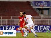 Thua Thái Lan, U21 Việt Nam quyết đòi nợ U21 HAGL