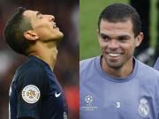 Nối gót Tevez, Di Maria và Pepe bàn nhau đến Trung Quốc