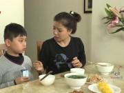 Sức khỏe đời sống - Khỏe 24/7: Sai lầm khi cho trẻ uống sữa thay cơm