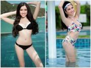 Thời trang - MC dáng chuẩn nhất VTV nóng bỏng cùng bikini