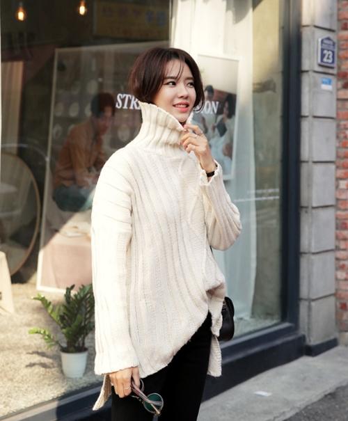 4 điều cần thuộc lòng để diện áo len đẹp vô đối - 2
