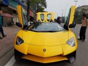 Tư vấn - Lamborghini Aventador SV độc nhất VN có giá 39 tỷ đồng