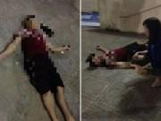Nam sinh viên tử vong giữa khuôn viên trường