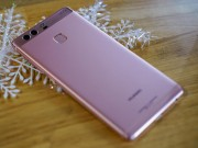Ngắm Huawei P9 màu vàng hồng mới ra mắt