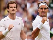 """Thể thao - Thuận tay """"tên lửa"""": Murray số 1, Federer là nạn nhân"""