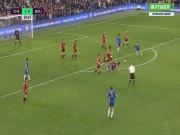 """Bóng đá - Hazard ngẫu hứng sút rabona, fan Chelsea """"tròn mắt"""""""