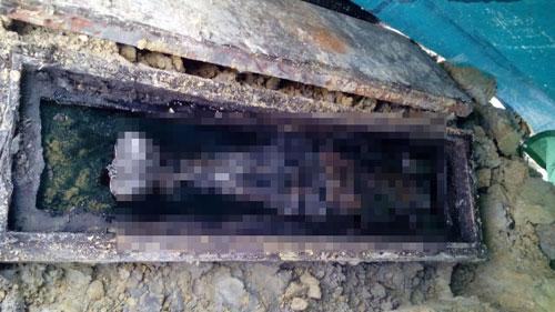Rợn người phát hiện ngôi mộ cổ chứa thi thể nữ giới còn nguyên vẹn - 2