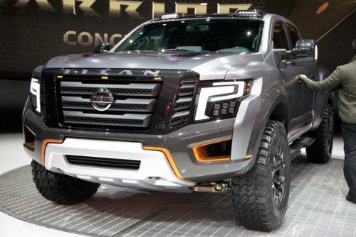 Top 7 xe bán tải đỉnh nhất năm 2016 - 2