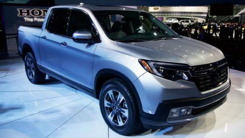 Top 7 xe bán tải đỉnh nhất năm 2016 - 3