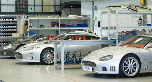 Siêu xe được sản xuất tại những nơi ít ai ngờ - 3