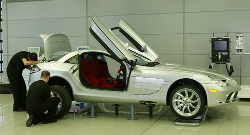 Siêu xe được sản xuất tại những nơi ít ai ngờ - 5