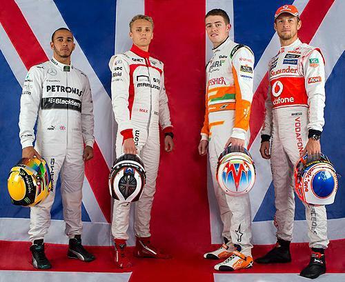 F1 2016 qua những con số: Không thể so sánh với Mercedes