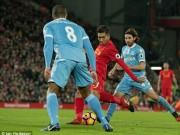 Chi tiết bóng đá Liverpool - Stoke: Thành quả xứng đáng (KT)