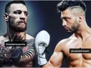 """Bóng đá - Balotelli """"cả gan"""" thách thức """"gã điên UFC"""" McGregor"""