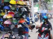 Thị trường - Tiêu dùng - Từ 1-1-2017 chỉ được bán mũ bảo hiểm xịn