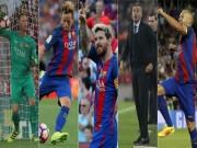 """Bóng đá - """"Bom tấn"""" Barca: Giữ Messi và 3 sao, rộ tin """"trảm"""" Enrique"""