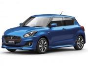 Tin tức ô tô - Suzuki Swift thế hệ thứ 4 hoàn toàn mới ra mắt