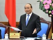 Tin tức trong ngày - Thủ tướng nhắc việc không được về Hà Nội tặng quà tết