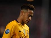 Bóng đá - Tam tấu Barca 2016: Neymar hụt hơi trước Messi, Suarez