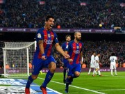 """Bóng đá - Siêu sao Barca - Real đọ số cúp: Dải ngân hà """"hít khói"""""""